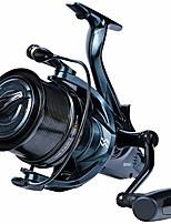 cheap -sougayilang spinning reel,ultra smooth powerful fishing reel 13+1 metal body surf fishing reels for catfish walleyes-9000