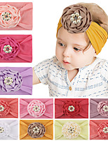 cheap -european and american fashion baby nylon headgear