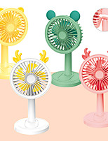 cheap -Portable USB Table Fan Clip-on Type Rechargeable Mini Desk Fan Adjustable Clip-on Fan