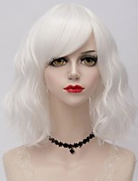 cheap -White Lolita Lolita Wig 35 inch Cosplay Wigs Other Wig Halloween Wigs