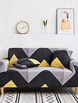 cheap -1 Pc Geometric Colourful Sofa Cover Elastic Sofa Cover To Living Room Pet Sofa Dust Cover Recliner Sofa Cover