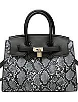 cheap -Women's Bags Satchel Top Handle Bag Date Office & Career 2021 Handbags Black Khaki