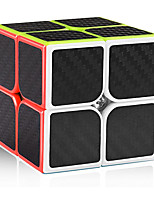 cheap -MoYu Carbon Fiber 2x2 Speed Cube 2x2x2 Magic Cube Puzzle Toys for Kids