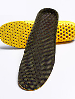 cheap -Shoe Inserts Running Insoles Women's Men's Relieve Flat Feet Foot Sports Insoles Foot Supports Shock Absorption Arch Support Breathable for Fitness Gym Workout Running Fall Winter Spring Black Yellow