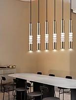 cheap -LED Pendant Light Black Gold Bedside Light 4cm Single Desgin Metal Electroplated Painted Finishes 110-120V 220-240V