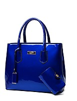 cheap -Women's Bags Top Handle Bag Date Office & Career 2021 Handbags Wine Black Blue Purple