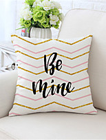 cheap -Double Side Cushion Cover 1PC Soft Decorative Square  Pillowcase for Sofa bedroom Car Chair Superior Quality Outdoor Cushion Patio Throw Pillow Covers for Garden Farmhouse Bench Couch