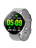 cheap -F25T Smartwatch for Android iOS IP67 Waterproof Sports Tracker for Heart Rate Monitor Blood Pressure Measurement Sports Timer Stopwatch Pedometer Call Reminder Sleep Tracker