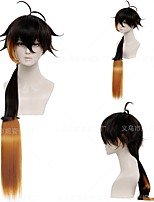 cheap -amazon cos new product wig original shenzhongli gradient long hair cosplay wig manufacturer spot wholesale