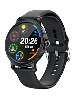 cheap -GW23 Unisex Smartwatch Bluetooth Heart Rate Monitor Blood Pressure Measurement Calories Burned Health Care Information Stopwatch Pedometer Call Reminder Activity Tracker Sleep Tracker