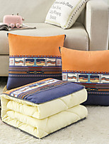 cheap -Pillow Quilt Multifunction Foldable Cartoons Throw Pillow Quilt Car Purpose Cushion Office Nap Pillow Folding Blanket Sofa Pillow Air Conditioning Quilt Bedroom Livingroom