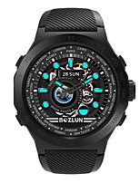 cheap -Smartwatch for Android iOS Bluetooth IP68 Waterproof Level Waterproof Touch Screen Heart Rate Monitor Blood Pressure Measurement Sports Stopwatch Pedometer Call Reminder Sleep Tracker