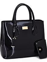 cheap -Women's Bags Top Handle Bag Date Office & Career 2021 Black Blue Purple Red