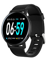 cheap -H50 Smartwatch Fitness Running Watch 1.3 inch Screen Heart Rate Monitor Blood Pressure Measurement Sports Call Reminder Sleep Tracker Sedentary Reminder for Android iOS Men Women
