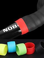 cheap -Bike Handlerbar Grips Anti-Slip For Road Bike Mountain Bike MTB Folding Bike Recreational Cycling Cycling Bicycle Silica Gel Black Yellow Red