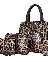 cheap -Women's Bags Bag Set 4 Pieces Purse Set Date Office & Career 2021 Black Purple Yellow Green