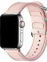cheap -Smart watch band silicone bracelet compatible with apple watch 38mm 42mm 40mm 44mm, waterproof replacement of breathable sports armband soft silicone compatible with iwatch series 6/5/4/3/2/1 se