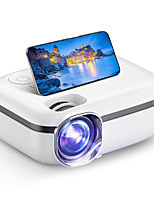 cheap -Rigal RD852 Mini Projector LED Projector 2100 lm Auto focus / 720P (1280x720)