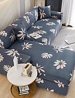 cheap -Angular Leaf Sofa Cover 1-Piece Couch Cover Fit for 1-4 Seater L-shape Couch Soft Stretch Slipcover Spandex Jacquard Fabric Easy to Install(1 Free Cushion Cover)