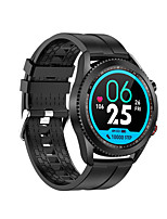 cheap -T40 Unisex Smartwatch Bluetooth Heart Rate Monitor Blood Pressure Measurement Calories Burned Health Care Information Stopwatch Pedometer Call Reminder Activity Tracker Sleep Tracker