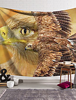 cheap -Wall Tapestry Art Decor Blanket Curtain Hanging Home Bedroom Living Room Decoration Polyester Eagle