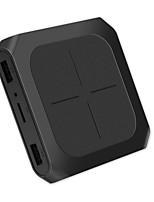 cheap -Smart TV Box Android 9.0 TV Box T96D 4K Support H.265 Cortex-A53 1GB 2GB 16GB 8GB