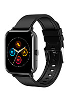 cheap -H10 Unisex Smartwatch Bluetooth Heart Rate Monitor Blood Pressure Measurement Sports Calories Burned Information Stopwatch Pedometer Call Reminder Sleep Tracker Sedentary Reminder