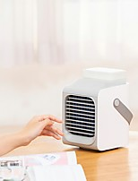 cheap -New Water-cooled Portable Fan Cooling Mini Home Air Conditioner Mute Shake Head Spray Usb Rechargeable Electric Fan
