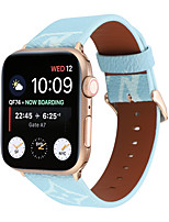 cheap -Smart Watch Band for Apple iWatch 1 pcs Classic Buckle PU Leather Replacement  Wrist Strap for Apple Watch Series SE / 6/5/4/3/2/1