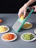 cheap -Potato Shredder Stainless Steel Multi-function Kitchen Garlic Radish Vegetable Household Slicer Grater Cutter
