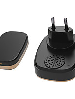 cheap -zd-003 Wireless One to Two Doorbell Ding dong Sound adjustable