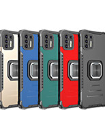 cheap -Phone Case For Motorola Back Cover Moto G9 Power MOTO G9 PLAY MOTO G9 PLUS Shockproof Dustproof Solid Colored TPU
