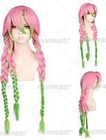 cheap -ebay ghost slayer blade ganlu temple mili cosplay anime wig nizi wig factory wholesale