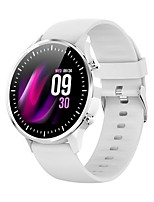 cheap -G21 Smartwatch Fitness Watch IP68 Waterproof Heart Rate Monitor Blood Pressure Measurement Pedometer Call Reminder Sleep Tracker for Android iOS Men Women / Sports / Sedentary Reminder