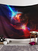 cheap -Wall Tapestry Art Decor Blanket Curtain Hanging Home Bedroom Living Room Decoration Polyester Planet Starry Sky