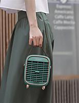 cheap -Ventilator Mini Desktop Airconditioner Usb Opladen Persoonlijke 3 Speed Airconditioner Zomer Multifunctionele Desktop Fan