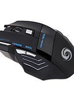 cheap -a868 colorful luminous 7d wired mouse with fire button gaming mouse suitable for factory spot wholesale