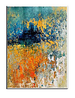 cheap -Oil Painting Handmade Hand Painted Wall Art Modern Colorful Abstract Large size Home Decoration Decor Rolled Canvas No Frame Unstretched