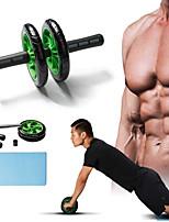 "cheap -6"" (15 cm) Ab Wheel Roller Abdominal Workout Equipment with Comfortable Core Training PP (Polypropylene) for Fitness Workout Waist Upper Arm Leg"