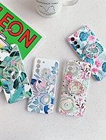 cheap -Phone Case For Samsung Galaxy Back Cover S21 S21 Plus S21 Ultra Galaxy A52 Galaxy A72 Galaxy A42 Galaxy A12 A71 5G Galaxy A71 A31 Shockproof Dustproof Flower TPU
