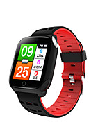 cheap -F16 Smartwatch for Android iOS IP67 Waterproof Sports Tracker Support Heart Rate Monitor Blood Pressure Measurement Sports ECG+PPG Timer Stopwatch Pedometer Call Reminder