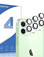 cheap -janmitta for iphone 12 camera bulletproof glass protective film [3pcs], 9h hardness back lens bulletproof glass [anti-scratch] [anti-oil] transparent protective glass for iphone 12 6.1