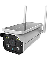 cheap -1080P Solar WiFi IP Camera A8 Outdoor Rechargerable Battery Wireless Security Camera Motion Detection Bullet Surveillance