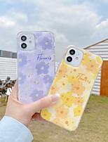 cheap -Phone Case For Apple Back Cover iPhone 12 Pro Max 11 SE 2020 X XR XS Max 8 7 Shockproof Dustproof Graphic TPU