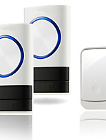 cheap -Wireless Doorbell Self Generation Home Smart Electronic Remote Control Long Distance