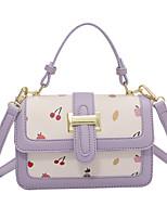 cheap -Women's Bags Top Handle Bag Date Office & Career 2021 Black Blue Purple Yellow