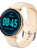 cheap -Q71 Unisex Smartwatch Bluetooth Blood Pressure Measurement Calories Burned Long Standby Information Camera Control Pedometer Call Reminder Sleep Tracker Sedentary Reminder Find My Device