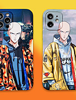 cheap -Phone Case For Apple Back Cover iPhone 12 Pro Max 11 SE 2020 X XR XS Max 8 7 Shockproof Dustproof IMD Cartoon TPU
