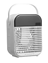 cheap -Cooling New Upgrade Small 3-Speed  Air Conditioner Humidifier Purifier Desktop Air Cooler Fan Mini Portable Air Conditioner Air Cooler Fan with Water Tanks for Home Office