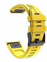 cheap -Smartwatch band silicone bracelet compatible with for garmin fenix 6x / fenix 6x pro, quick release sports bracelet, scratch-resistant, waterproof, stylish and beautiful
